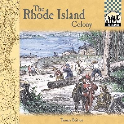 The Rhode Island Colony als Buch