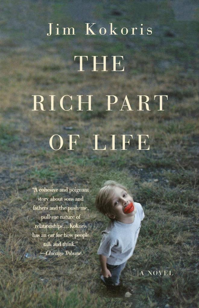 The Rich Part of Life als Taschenbuch
