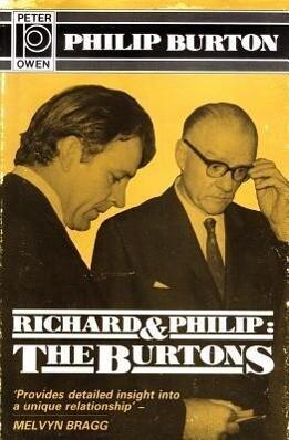 Richard & Philip: The Burtons als Taschenbuch