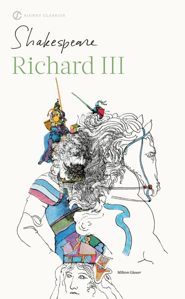 Richard III als Taschenbuch