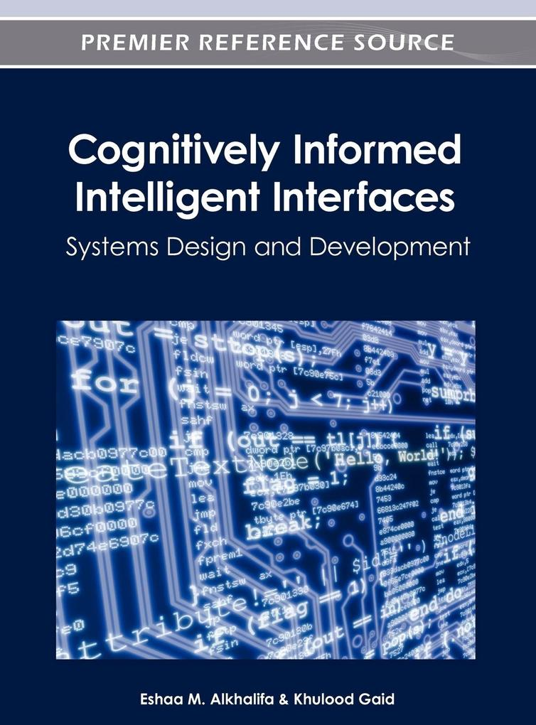 Cognitively Informed Intelligent Interfaces