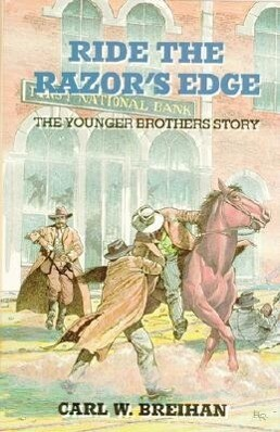 Ride the Razor's Edge: The Younger Brother's Story als Buch