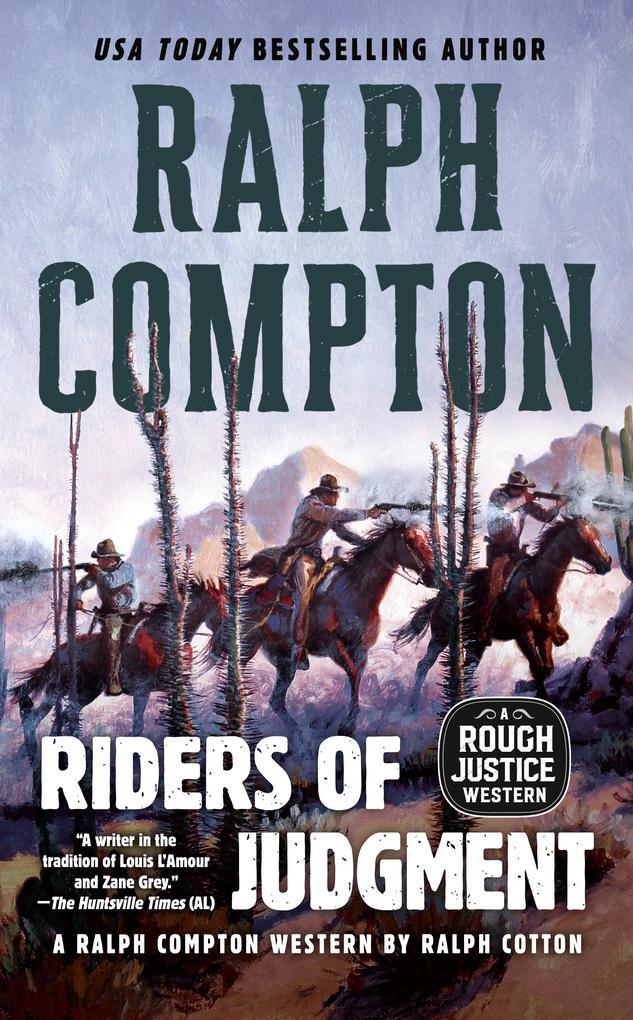 Ralph Compton Riders of Judgment als Taschenbuch