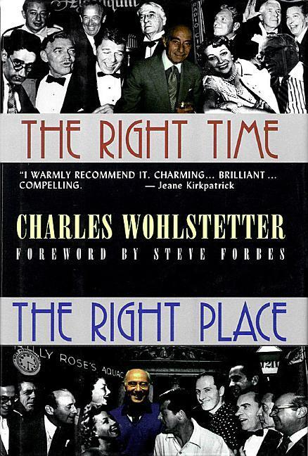 The Right Time, the Right Place als Buch