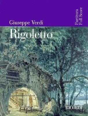 Rigoletto: Full Score als Taschenbuch