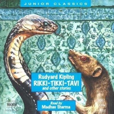 Rikki-Tikki-Tavi als Hörbuch