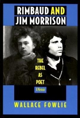Rimbaud and Jim Morrison-PB als Taschenbuch