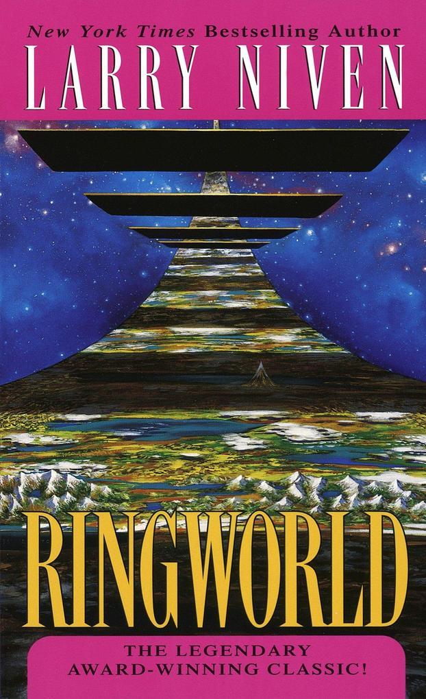 Ringworld als Taschenbuch
