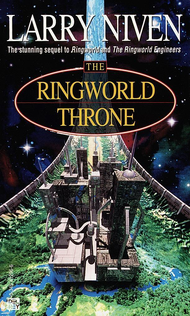 The Ringworld Throne als Taschenbuch