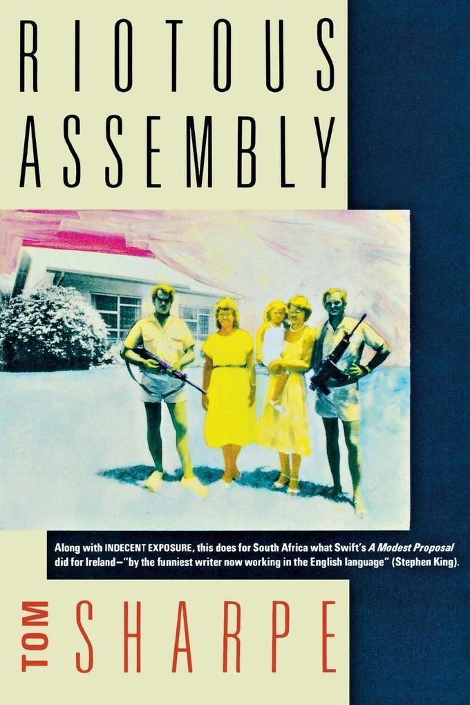 Riotous Assembly als Taschenbuch