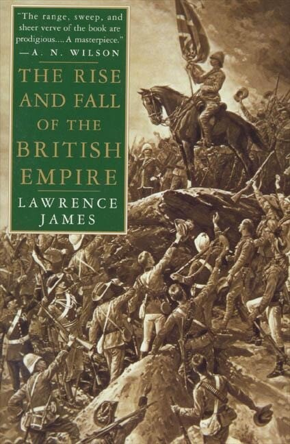 The Rise and Fall of the British Empire als Taschenbuch