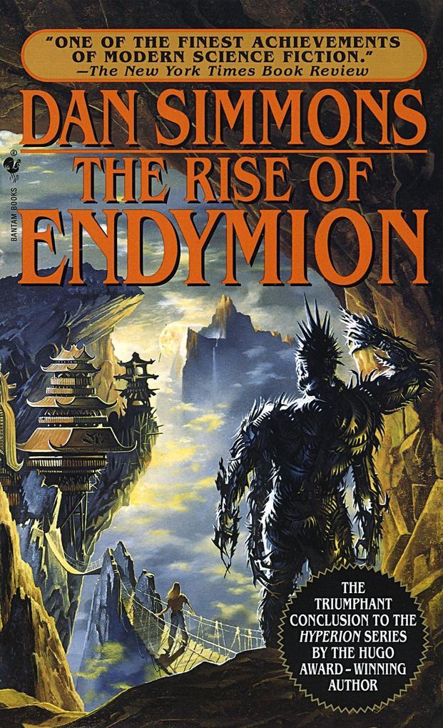 The Rise of Endymion als Taschenbuch