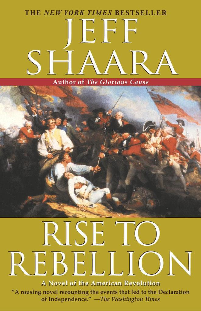 Rise to Rebellion als Buch