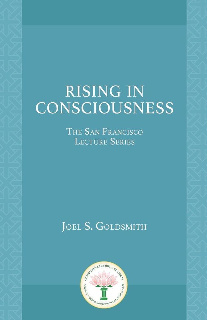 Rising in Consciousness als Taschenbuch