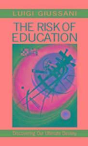 RISK OF EDUCATION als Taschenbuch