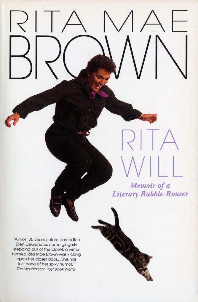 Rita Will: Memoir of a Literary Rabble-Rouser als Taschenbuch