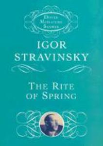 The Rite of Spring als Taschenbuch