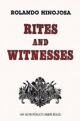 Rites and Witnesses: A Comedy als Taschenbuch