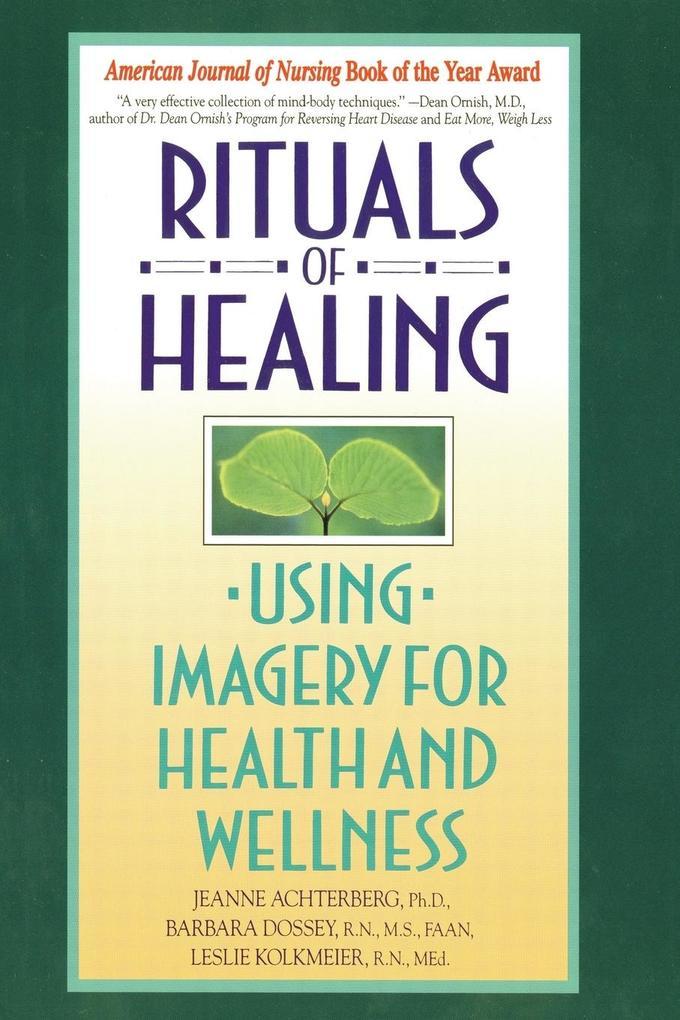 Rituals of Healing als Buch