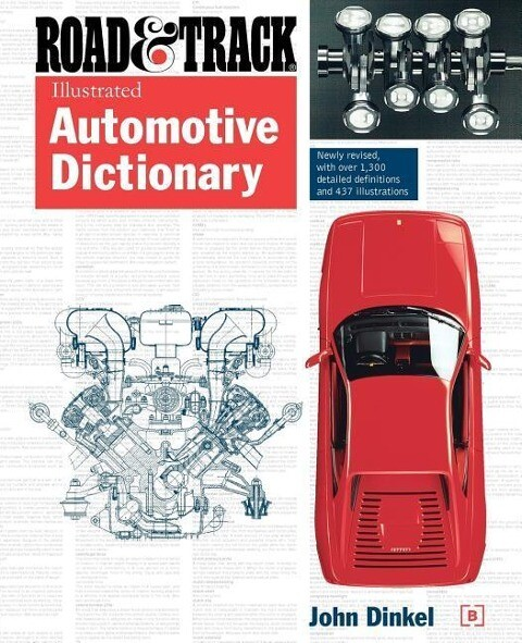Road & Track Illustrated Automotive Dictionary als Taschenbuch