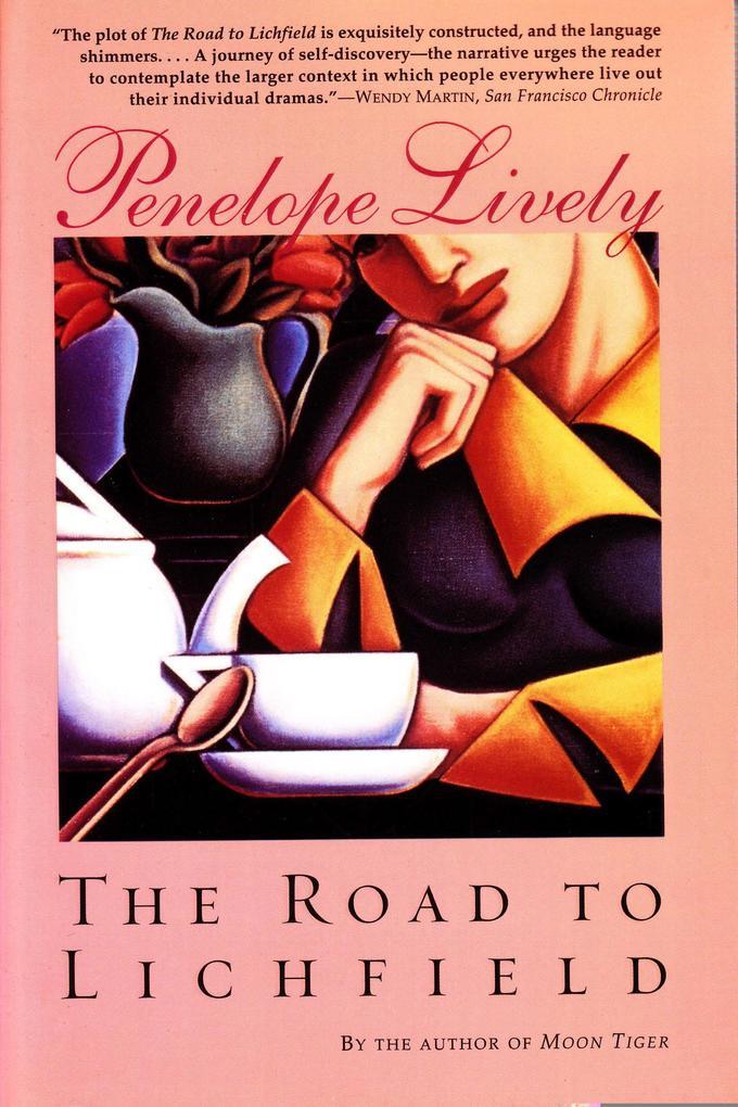 The Road to Lichfield als Taschenbuch