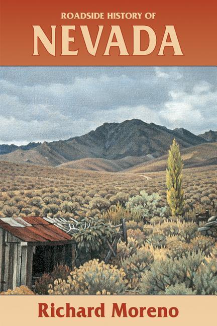 Roadside History of Nevada als Taschenbuch