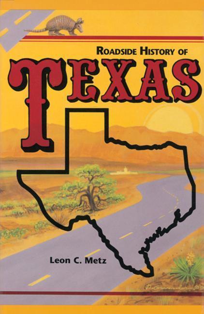 Roadside History of Texas als Taschenbuch
