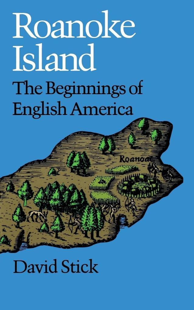 Roanoke Island als Taschenbuch