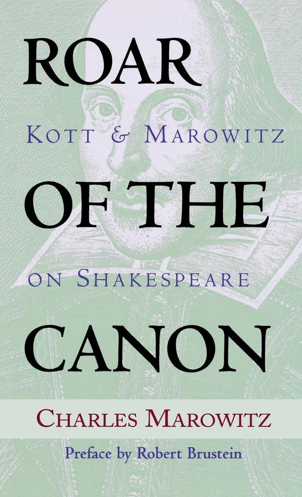 Roar of the Canon als Buch