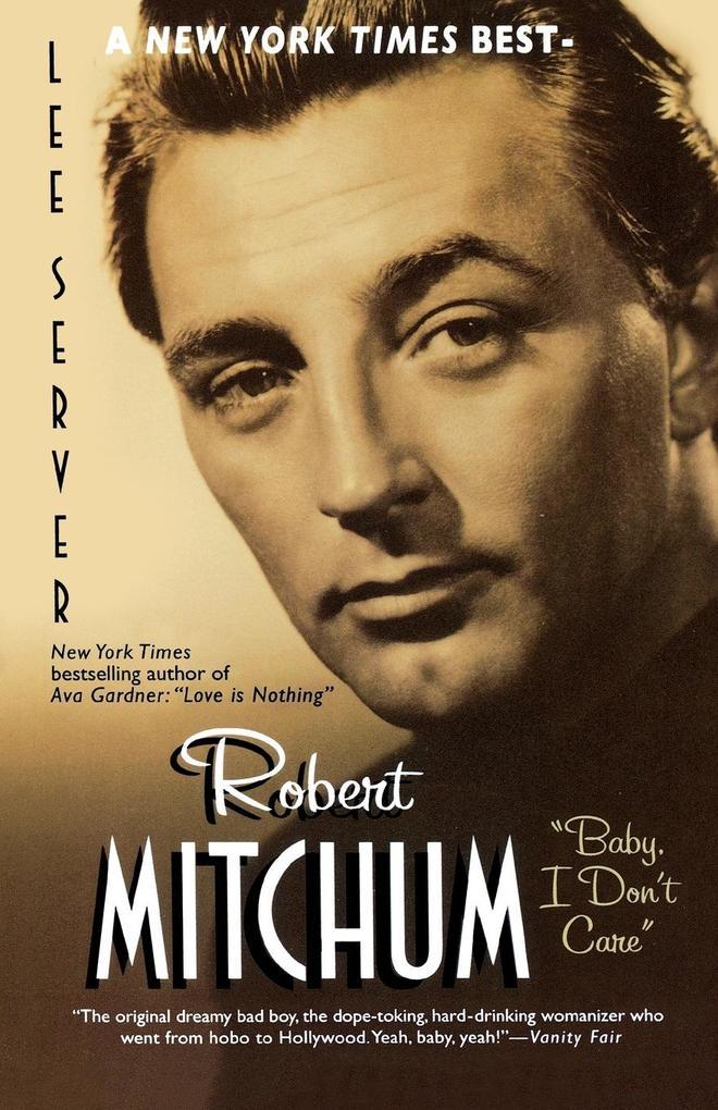 Robert Mitchum als Taschenbuch