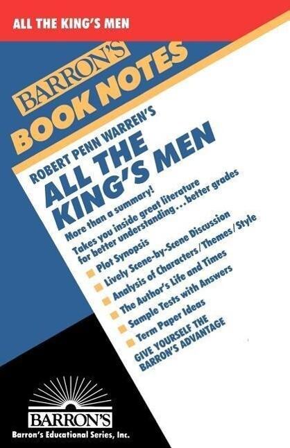 Robert Penn Warren's All the King's Men als Taschenbuch