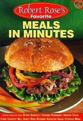 Meals in Minutes als Taschenbuch