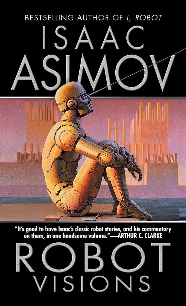 Robot Visions als Taschenbuch