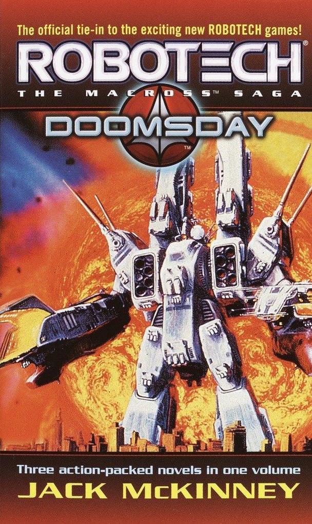 Robotech: The Macross Saga: Doomsday als Taschenbuch