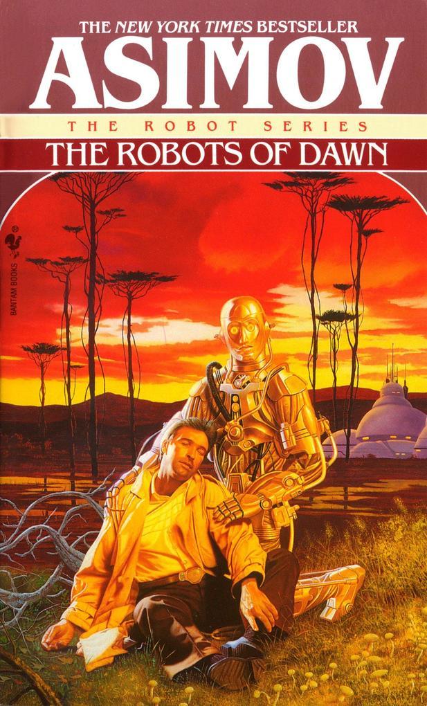 The Robots of Dawn als Taschenbuch