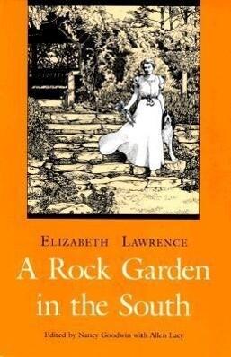 A Rock Garden in the South als Buch