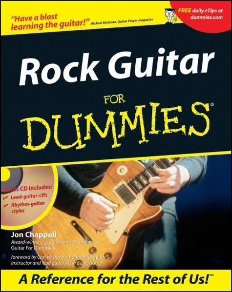 Rock Guitar For Dummies als Buch