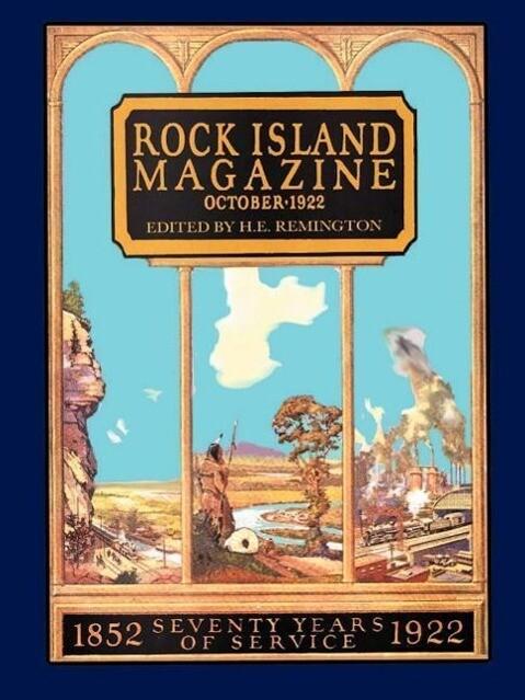 Rock Island Magazine: October 1922 als Taschenbuch