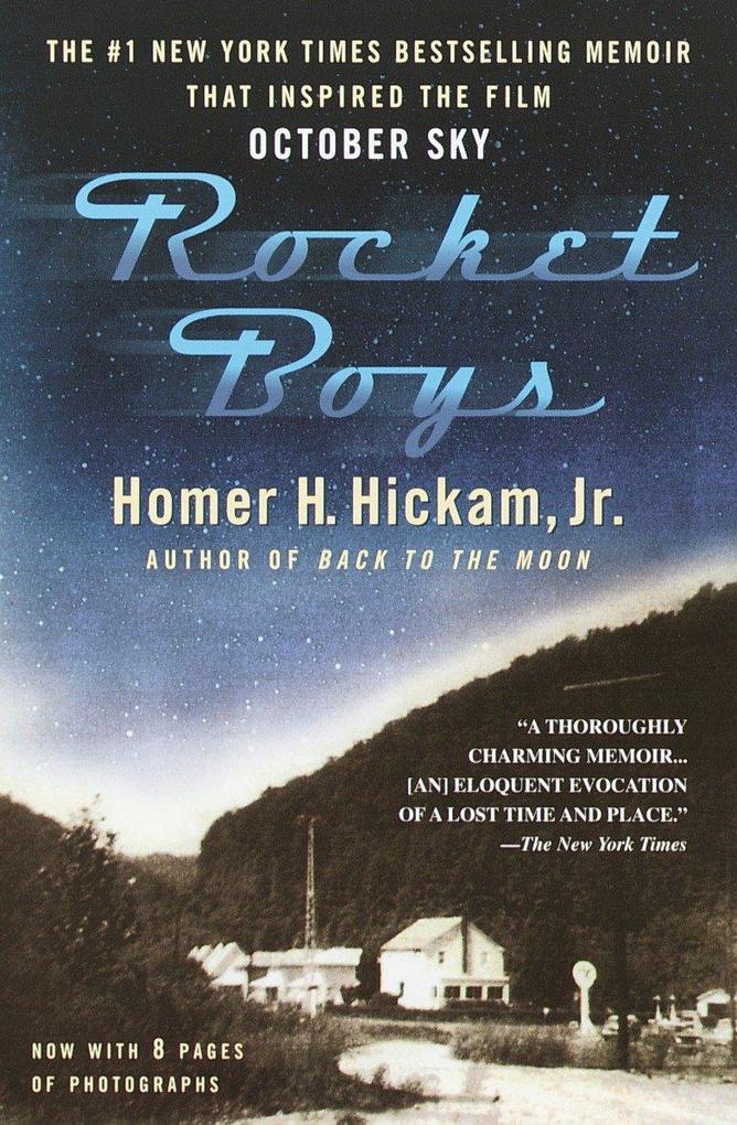 Rocket Boys: A Memoir als Taschenbuch