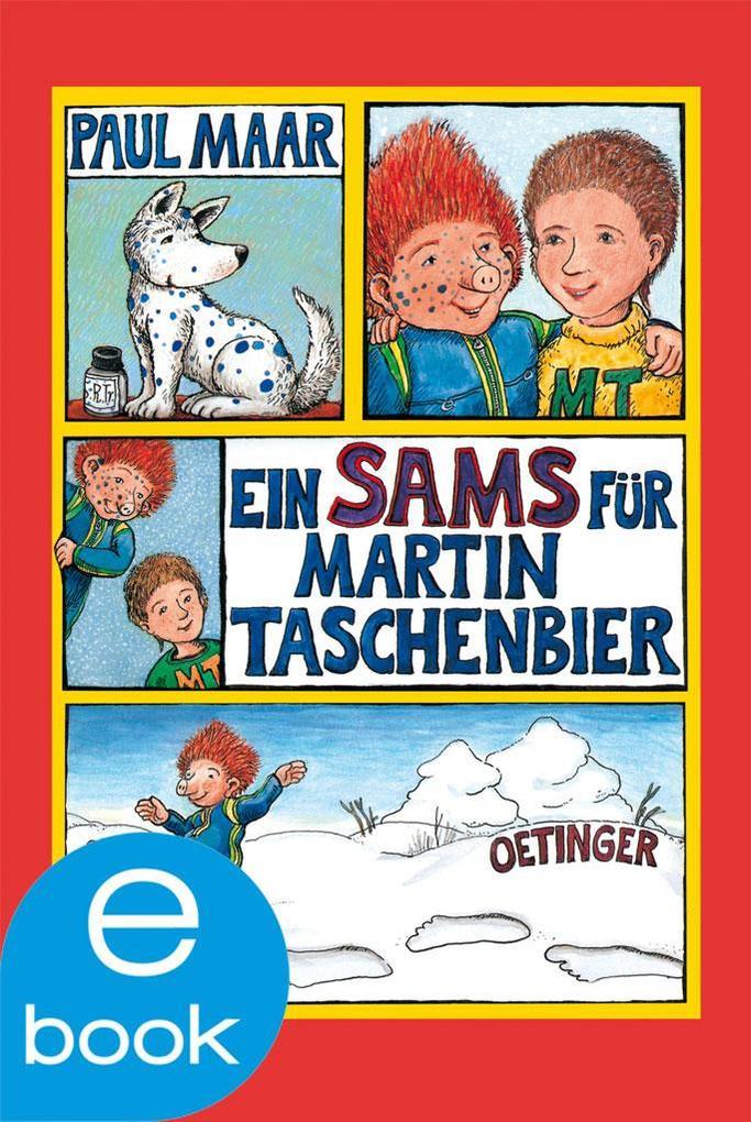 Ein Sams für Martin Taschenbier als eBook von Paul Maar