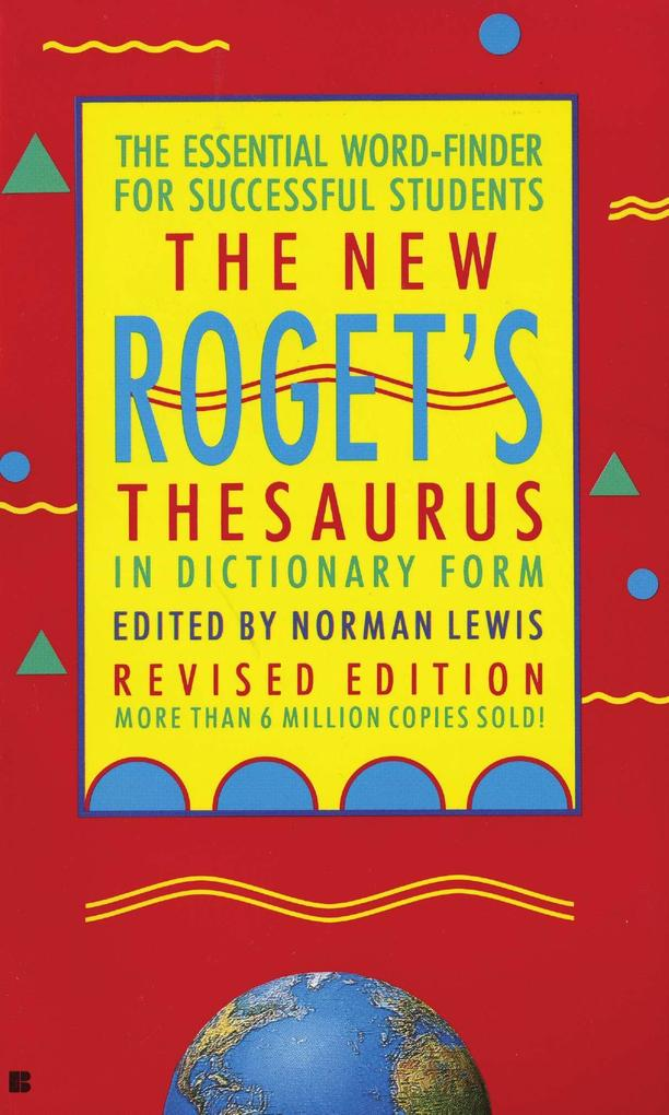 The New Roget's Thesaurus (Student Edition) als Taschenbuch