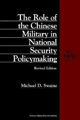 The Role of the Chinese Military in National Security Policymaking als Taschenbuch