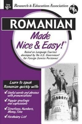 Romanian Made Nice & Easy als Taschenbuch