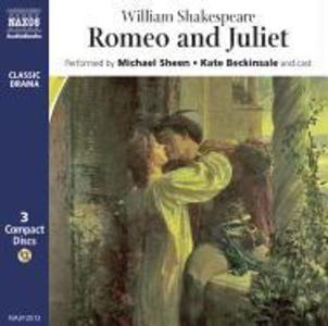 Romeo and Juliet als Hörbuch