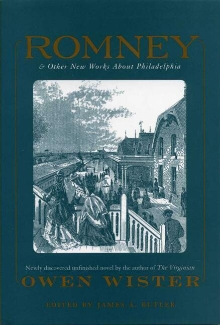Romney: And Other New Works about Philadelphia als Buch