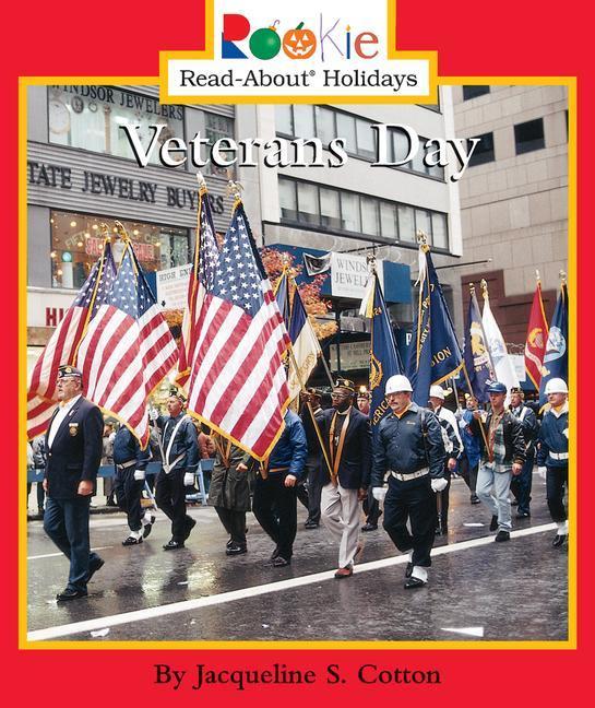 Veterans Day als Taschenbuch