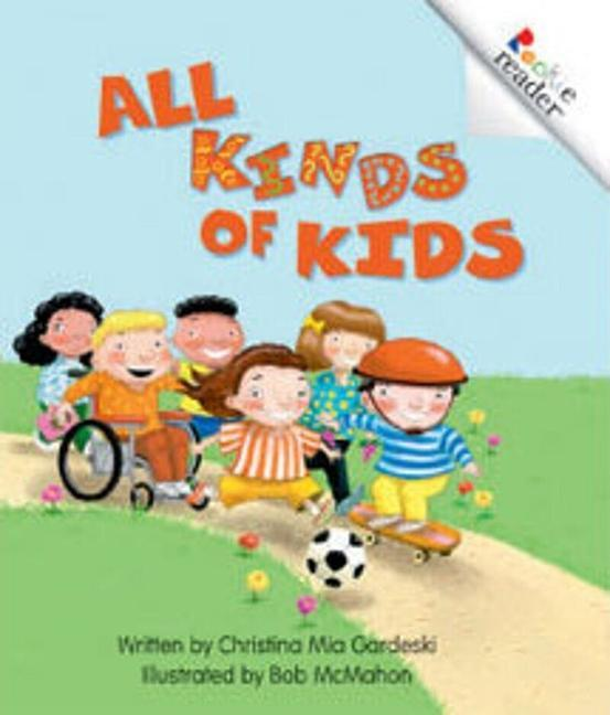 All Kinds of Kids als Taschenbuch