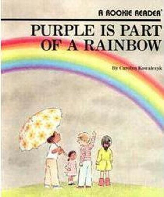 Purple Is Part of a Rainbow als Taschenbuch
