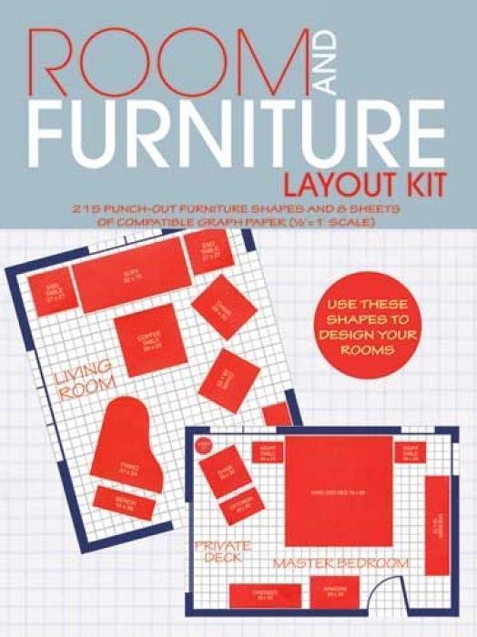 Room and Furniture Layout Kit als Taschenbuch