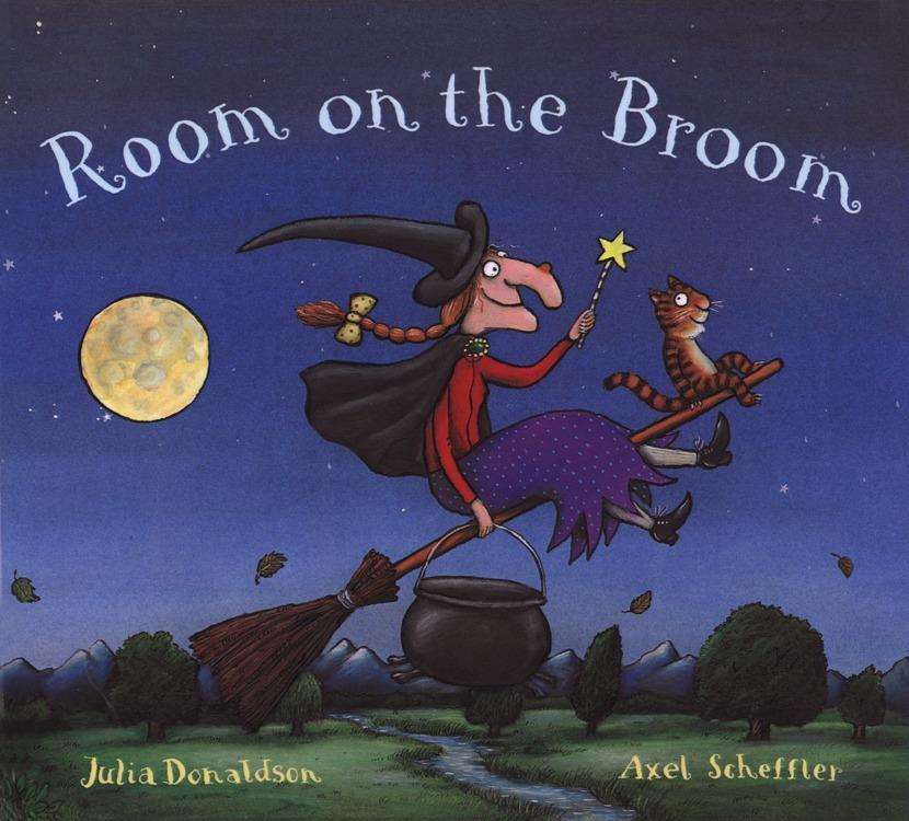 Room on the Broom als Buch